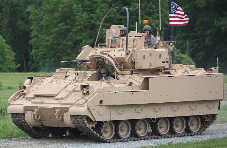 US-Army-is-using-machine-learning-m2a3bradley-techie