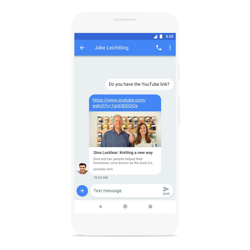 android-messages-preview-link-techie