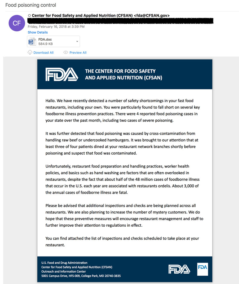 spoofed-FDA-email-tech-news-sinhala