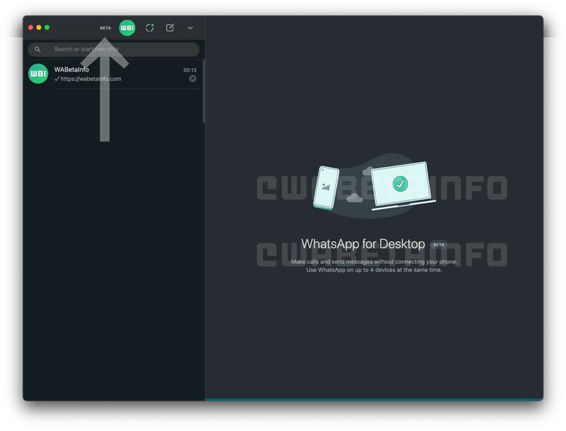 WhatsApp Desktop with Multi-Device